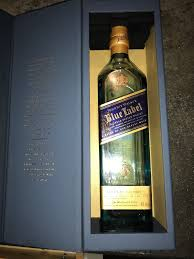 johnnie walker blue label scotch whisky gift box w empty bottle 750ml 1 of 6 see more