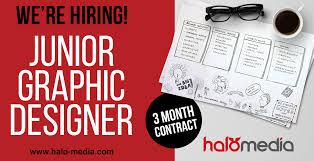 Durban Design Junior Graphic Designer Wanted For Halo Media Durban