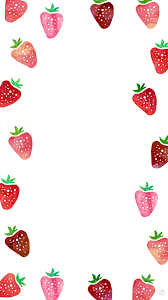 strawberry wallpaper 44721
