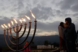 Prayer For Lighting The Menorah Candles When Did Jews Start Lighting Candles On Hanukkah Jewish