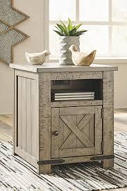 Walnut veneer on mdf table top. Aldwin Coffee Table With Lift Top Bundle Ashley Furniture Homestore