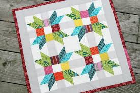 Mini Quilt Patterns Simple Mini Quilts An Array Of Creatve Patterns Projects