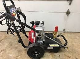 alkota business industrial alkota hydro quick cold water pressure washer w honda gc 160 motor 5hp 2000psi