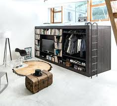 compact furniture for small apartments. Living Cube Space Saving Loft Storage Unit For Studios Studio  Apartment Furniture 1 . Small Compact Apartments S