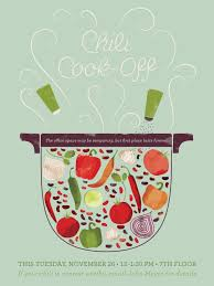chili cook off poster. Brilliant Chili In Chili Cook Off Poster A