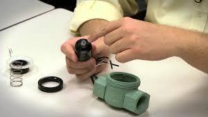 how a jar top sprinkler valve works