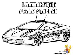Printable Lamborghini Coloring Pages Pagani Zonda R Page Free In