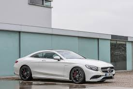 577HP Mercedes S 63 AMG Coupé Breaks Cover, Offered with 4MATIC ...