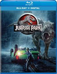JURASSIC PARK - JURASSIC PARK (1 Blu-ray): Amazon.de: DVD & Blu-ray