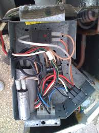 ac motor run capacitor wiring diagram images ac fan motor capacitor wiring diagram nilza net on air conditioner