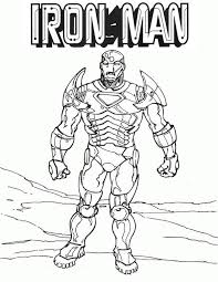 Small Picture Classic Iron Man Coloring Page NetArt
