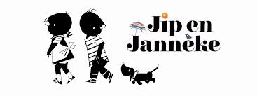 Jip En Janneke Muursticker Amusant Kleurplaat Jip Laat Een Brief