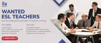 Vietnam Teaching Jobs Esl Teaching Jobs In Vietnam
