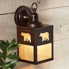 montana outdoor hanging wall lamp