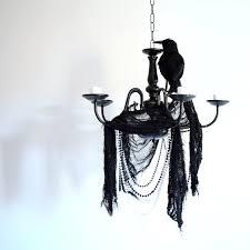 diy gothic chandelier