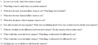Scripted Probes For The Cognitive Interview Download