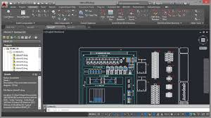 Electrical Panel Design Software Autocad Electrical 2015 Tutorial Panel Drawings