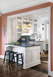 Open Kitchen Living Room 17 Best Ideas About Kitchen Peninsula Design On Pinterest