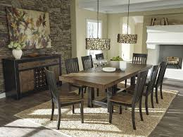 chair two tone dining room walls with chair rail colors for ideas collection table of how
