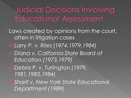 Diana V State Board Of Education Legal And Ethical Concerns And Issues In Testing Ppt Video Online