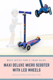 Micro Light Up Scooter Maxi Deluxe Led Micro Maxi Micro Scooter Kids Scooter