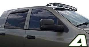 02 08 Dodge Ram 1500 Apoc Roof Mount For 52 Led Light Bar Mounts Bar Lighting Curved Led Light Bar