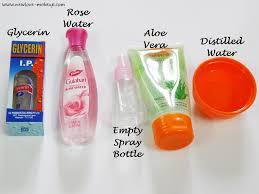 diy makeup setting spray diy skincare indian beauty skincare