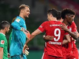 Бавария» досрочно стала чемпионом Германии, обыграв «Вердер» - Чемпионат