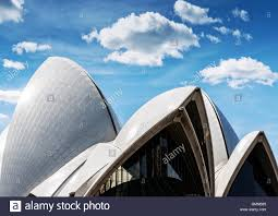 famous modern architecture. Perfect Modern Famous Sydney Opera House Landmark Modern Architecture Detail In Australia  On Sunny Day With Famous Modern Architecture R