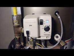 how to reset flammable vapor sensor on