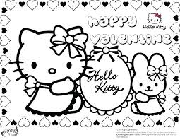 Sanrio Coloring Pages Hello Kitty Coloring Sheets Pages Page Free