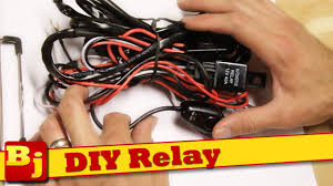 diy led light bar harness how to make your own diy led light bar harness how to make your own