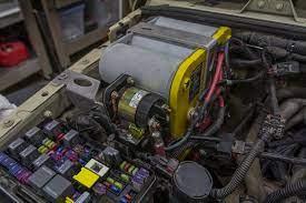 diy jeep wrangler jk isolated dual