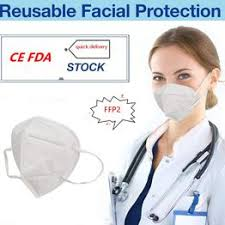 10PCS KN95 Mask Face Mask N95 Protection Face Mask ... - Vova