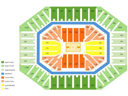 Smith Center Seating Chart Vegas Smith Center Seating Chart Rows Fromthesix