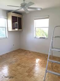 diy how to paint wood floors like a pro