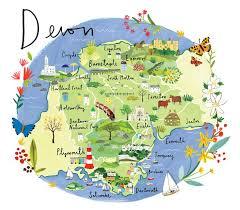 best 25 cornwall map ideas on pinterest history of england, map Uk Map Devon clair rossiter map,of devon map of devon uk
