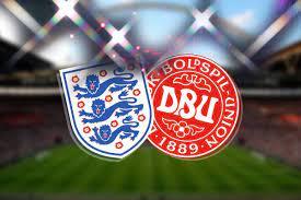 Euro 2020: England v Denmark - Team ...