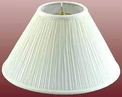 white table lamp shade crystal rectangular white shade table lamp