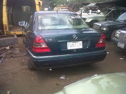 A Registered Benz C Class C180 4 Sale.1999 Model. - Autos - Nigeria