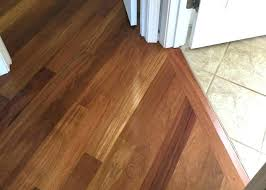 transition from wood to tile tile to wood floor transition large size of hardwood floor transition