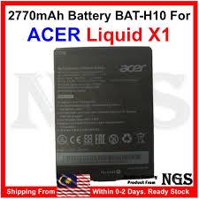 ORIGINAL ACER Liquid X1 2770mAh Battery ...
