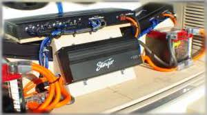 stinger car audio capacitors
