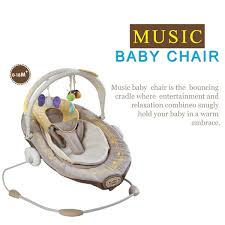 Wish | Sweet Comfort Musical Vibrating Baby Bouncer Chair Automatic ...
