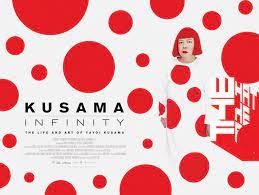 รีวิว]KUSAMA INFINITY - คุณป้านักสู้กับงานศิลปะที่เปลี่ยนโลกทั้งใบ