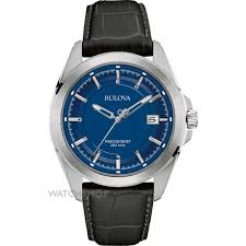 "men s bulova precisionist watch 96b257 watch shop comâ""¢ mens bulova precisionist watch 96b257"