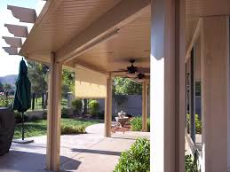 solid wood patio covers. Duralum Solid Patio Cover Wood Covers
