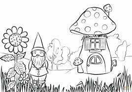 Simple Flower Garden Coloring Pages Printable Free Vegetable Gardeng