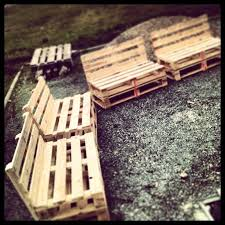 wood pallet outdoor furniture. pallet outdoor seating i want to make some of these for by the bonfire when wood furniture