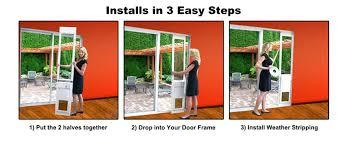 patio pet doors ries power pet double pane low e glass fully automatic patio pet doors patio pet doors